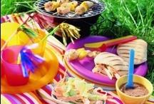 Lekker barbecueën! / Inspiratie en recepten voor een heerlijke zomerse barbecue!