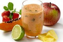 Drankjes, smoothies en shakes / De lekkerste recepten en tips!