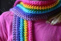 Crafting - Yarn and Thread / by Stephanie Valenta