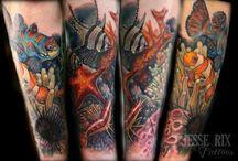 INKED / Amazing and wonderful tattoos