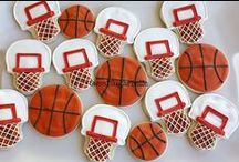 March Madness/Basketball Party Ideas