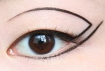 Eyeliner / by Sophie Riches