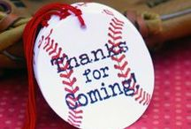 Baseball Season/Party Ideas