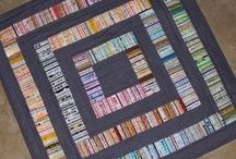 Quilts - Selvages / by Lorraine (Lorre) D.