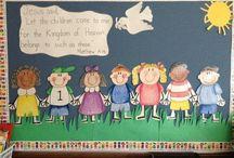 Søndagsskole / Ideer til kristent arbeid for barn
