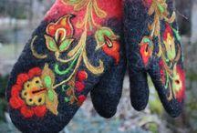 Håndarbeide / Sy, strikk