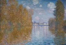 L'Argenteuil de Claude Monet / A Regarde! Pinterest board.  For more Regarde! resources visit: http://www.courtauld.ac.uk/publicprogrammes/regarde.shtml  / by Alice Odin