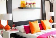 Home and Design Ideas / Some home and design ideas to get you in the mood for decorating! #paint #decorating #bedrooms
