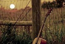 Guitars and acoustic guitars