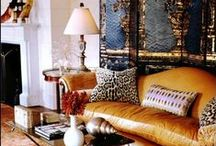 ECLECTIC INTERIOR / Fusion of styles, Mix of different styles, Combination, Colour, Texture, Fabric, Creative, Outside the box, Flowing, Free, No rules, Individual, Traditional, Asian, Modern, Bedroom, Living, Bathroom