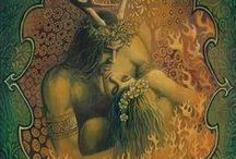 Pagan Living / Pagan Celebrations, Sabbats, Birthday, Ceremonies and Rites of Passage etc. General pagan living :)