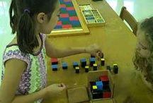 Montessori__Sensorial lesson