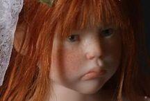 Belles poupées contemporaines