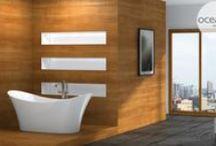 Baignoires et douches / Design salle de bain
