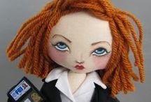 Projets poupées fait main
