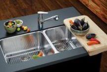Éviers / Cuisine / éviers et lavabos de cuisine de tout genre