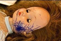 Réparation de poupées