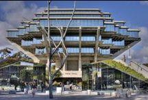 UCSD / UC SanDiego Campus and Tritons school spirirt