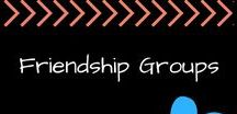 SCC Friendship Activities / Friendship, kindness, caring activities