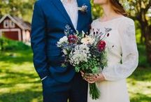 Wedding Flowers Ideas / Pastels or brights, unusual or classic, floral ideas for your big day.