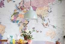 Home Decor / Home products and inspirations  / by Stephanie Brocious