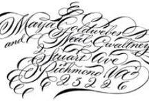 Calligraphy / by Stephanie Brocious