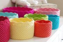 Crochet  / by Tim & Laura Love