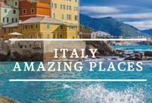 Italy amazing places