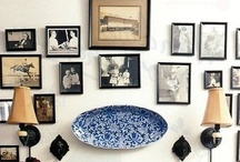 HOME::Gallery Walls / by Cine Braxton