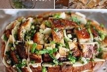 Eat To Live, Live To Eat. / Recipes, recipes, recipes... / by ScottandKelly Dean