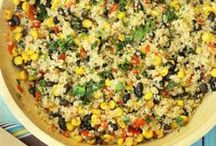 eating clean / healthy cooking recipes / by Melissa Blevins