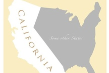 California Dreaming / Because nothing comes close to the golden coast. / by Ashley Wilson