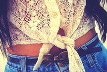 Fashion: Clothes / by Arielle Rocke