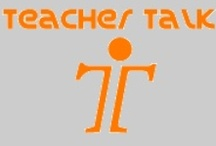 iPad support for teachers / by Audrey Nay