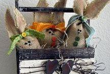 Seasonal: Easter Crafts & Ideas / by Jenn Patterson