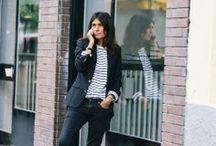 on the street / by Jane Aldridge