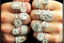 diamonds are a girl's best friend / by Ashley Wilson