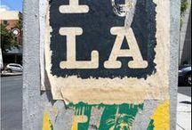 Graffiti LA / by Wandering Boho