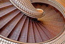 Swirls, Spirals and Stairs / by Inspire Me