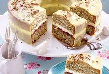 Kuchen-Liebe / Kuchen, Torten, Cupcakes & Co. – die kreativen Backrezepte von LECKER.de machen jeden zum Backwaren-Jünger!