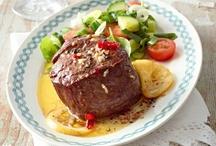 Männerwirtschaft / Für echte Kerle: Rezepte für Steak, Roastbeef, Rinderfilet & Co. von LECKER.de machen Lust auf Fleisch und Appetit auf mehr!