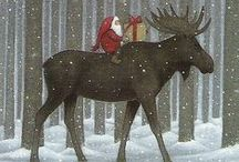Papercrafts Winter/Christmas Cards & Projects / by Tim & Laura Love