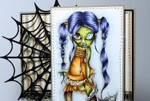 Papercrafts - Halloween Cards & Projects / by Tim & Laura Love