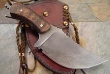 Gear: Blades, Tomahawks, Etc. / by Jaygermeister
