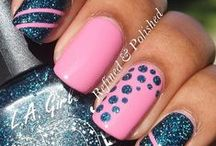 Nailed It! / Lacquerista style, baby! / by Nikki Atkinson
