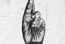 Hands / by jillianmoreno