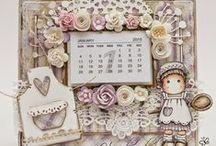 Papercrafts - Calendars / by Tim & Laura Love