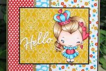 LRS Past Design Team - INDAH / This is where you will find all of the gorgeous designs created by Loves Rubberstamps Design Team Member - Indah Permatasari. You can check out more of Shanna's work on her blog: Amberlycraft / by Tim & Laura Love