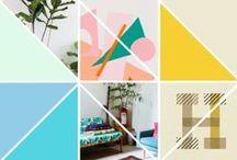 MOODBOARD / inspiration for branding design / by Jazmin NM