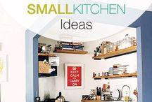 My teeny kitchen / Remodeling my kitchen